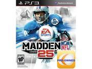 Pre-owned Madden NFL 25 PS3