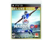 Madden NFL 16 Deluxe Edition PS3