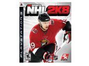 NHL 2K8 Playstation3 Game