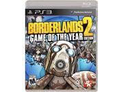 Borderlands 2: Game of the Year Edition PS3 Game