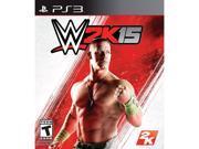WWE 2K15 PlayStation 3