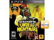 PRE-OWNED Red Dead Redemption: Undead Nightmare Collection PS3