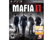 PRE-OWNED Mafia II PS3