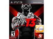 Pre-owned WWE 13  PS3 N82E16879218142