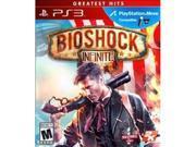 Bioshock Infinite Greatest Hits  PS3