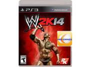 Pre-owned WWE 2K14 PS3
