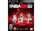 NBA 2K16 - PlayStation 3