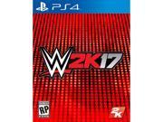 WWE 2K17 - PlayStation 4