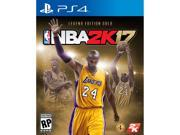 NBA 2K17 Legend Edition Gold PS4 Video Games