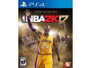 NBA 2K17 Legend Edition Gold PS4 Video Games
