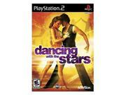 Dancing with the Stars Game Brand: Activision ESRB Rating: E10  for Everyone 10  Genre: Music/Rhythm Platform: PlayStation 2 (PS2) Features: Dance and perform against the competition to claim the coveted title of America's favorite celebrity dancer