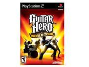 Guitar Hero World Tour (Game only) Playstation 2 Game Activision