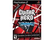 Guitar Hero: Van Halen (Software Only) Game