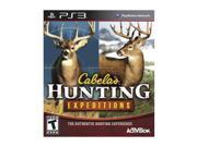 Cabela's Hunting Expedition Playstation3 Game Activision