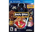 Angry Birds Star Wars PlayStation Vita