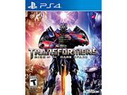 Transformers Rise of the Dark Spark PlayStation 4