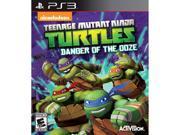 Teenage Mutant Ninja Turtles: Danger of the Ooze PlayStation 3
