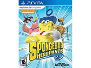 SpongeBob HeroPants PlayStation Vita