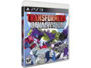 Transformers: Devastation PlayStation 3 9SIA13H43S3684