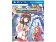 Dungeon Travelers 2: The Royal Library & the Monster Seal PlayStation Vita