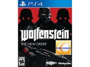 PRE-OWNED Wolfenstein: The New Order  PS4