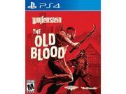 Wolfenstein: The Old Blood PlayStation 4
