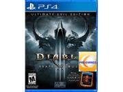 Pre-owned Diablo III Ultimate Evil Edition PS4