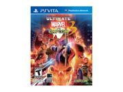 Ultimate Marvel Vs Capcom PS Vita Games
