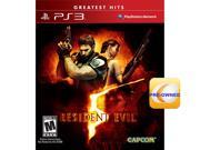 PRE-OWNED Resident Evil 5 PS3