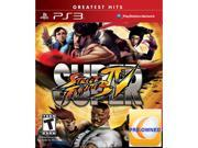 Pre-owned Super Street Fighter IV  PS3