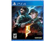 Resident Evil 5 HD - PlayStation 4
