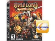 Pre-owned Overlord Raising Hell  PS3