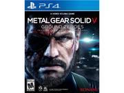 Metal Gear Solid V: Ground Zeroes PlayStation 4 9SIAF1K6HK2139