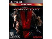 Metal Gear Solid V: Phantom Pain - Day One (Version) PlayStation 3