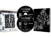 Metal Gear Solid: The Legacy Collection (Without Artbook) PS3