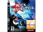 Pre-owned Rock Revolution  PS3
