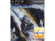 Pre-owned Metal Gear Rising Revengeance PS3