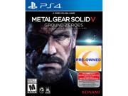 Pre-owned Metal Gear Solid V: Ground Zeroes PS3