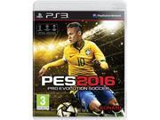 Pro Evolution Soccer 2016 PlayStation 3