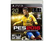 Pro Evolution Soccer 2016 - PlayStation 3
