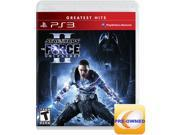 Pre-owned Star Wars The Force Unleashed II PS3