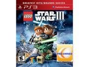 Pre-owned LEGO Star Wars III: The Clone Wars PS3