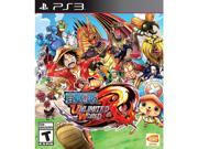 One Piece: Unlimited World Red PlayStation 3
