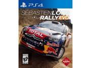 Sebastien Loeb Rally Evo PlayStation 4