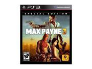 Max Payne 3 Special Edition Playstation3 Game