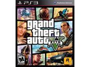 Grand Theft Auto V PS3 Game