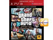 PRE-OWNED Grand Theft Auto: Episodes From Liberty City PS3