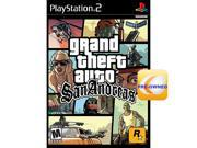 PRE-OWNED Grand Theft Auto: San Andreas PS2