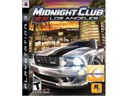 PRE-OWNED Midnight Club Los Angeles PS3