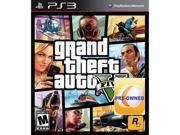 PRE-OWNED Grand Theft Auto V  PS3